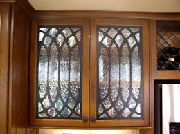 cabinet door panel insert in decorative