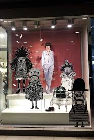 Shop Window Displays, Retail Displays, Eyes Photos, Window Art, Store  Windows, Window Shopping, Display Ideas, Bangkok Thailand, Charles Keith
