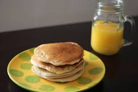 No matter how you like to eat them, bisquick makes them easy. Banana Bisquick Pancakes Peanut Butter Syrup Vegan Kelsey Smith