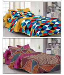 queen bed sheets printed