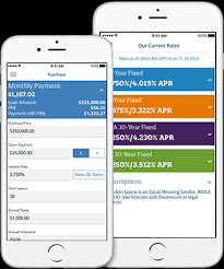 refinance calculations mortgage calculator app for iphone and android quicken loans