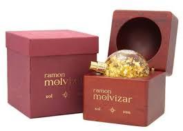 <b>Ramon Molvizar Sol Sun</b> Eau de Parfum Spray for Women, 3.4 Ounce