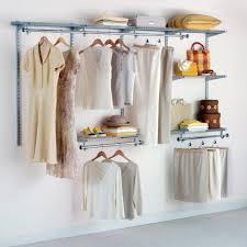 rubbermaid configurations custom closet organizer 4 8 kit titanium 3g59 com