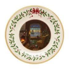 2011 LENOX CHRISTMAS TREES AROUND THE WORLD PLATE CHILE  EBayLenox Christmas Tree Plates