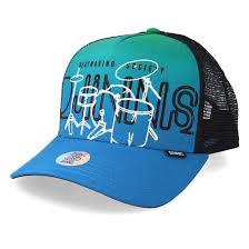 <b>Hft</b> Drums Blue/Green Trucker - <b>Djinns</b> - Start <b>бейсболку</b> - Hatstore