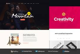 Photography Websites Templates Top 24 HTML24 Photography Website Templates 2417 Colorlib 2