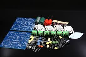 <b>Simple Class A JLH</b> 1969 Power Amplifier Kit Two-channel ...