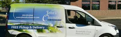 john s dry cleaners offers free pickup delivery
