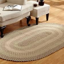 fascinating braided oval rugs woodbridge reversible area