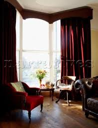 Living Room Red Curtains ZampcoRed Curtain Ideas For Living Room