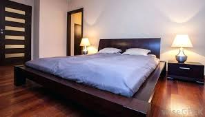 decoration: Low Profile Bed Frame Platform Beds Co Metal California ...