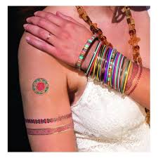 Tetování Indiánský Styl Trend Tattoos Dermatologicky Testováno 56801