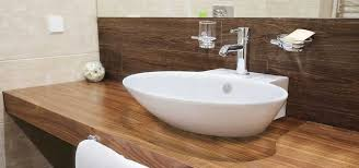professional sink installation in