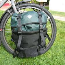 Cycle Touring Equipment Panniers
