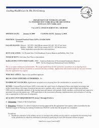 Sample Resume For Lpn Nurse Licensed Practical Nurse Lpn Resume Sample Unique Licensed