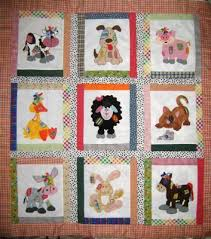 677 best ANIMALS QUILT images on Pinterest | Baby afghans, Baby ... & Raggedy Farmyard | The Craft Cubby & Creative Applique · Children's QuiltsApplique  QuiltsBaby QuiltsPaper Pieced QuiltsAnimal ... Adamdwight.com