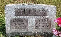 "Mattie Estella ""Estella"" Riggs Phillips (1884-1981) - Find A Grave Memorial"