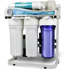 ispring dual flow 500 gpd commercial grade tankless under sink reverse osmosis water filtration system