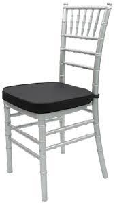 silver chiavari chair. Gold Chiavari Chairs With Ivory Cushion Silver Chair