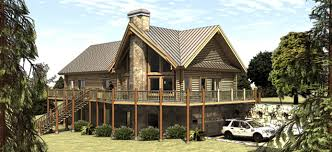 duplex plan d   exclusively customized house plans  let us draw    the palouse custom log home plan home house plans