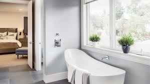 the of a bathtub depends on the materials used and size photo by getty images