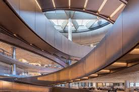green eco office building interiors natural light. Speaking On The Headquarters Building, Bloomberg Founder Michael  Said: \u0027From Day One Green Eco Office Building Interiors Natural Light N