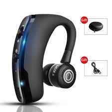 Tai nghe Bluetooth không dây 5.0 V9 chất lượng cao, Giá tháng 3/2021