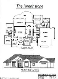 Cottages Collection At The Classics At Evergreen Hills By Shapell Hearthstone Homes Floor Plans