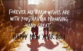 Quotes About The New Year Wishes