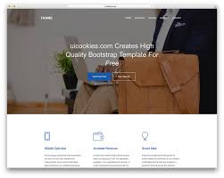 business services template 76 free business website templates for startups html