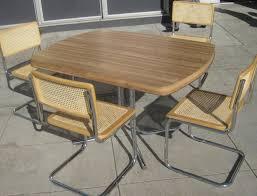 Retro Metal Kitchen Table Retro Chrome Kitchen Table Sets Nice Decoration Douglas Furniture