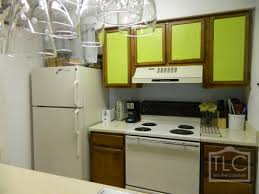 Kitchen Make Over Our Kitchen Makeover Temporary Solutions For Apartment Dwellers