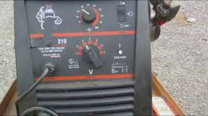 Wire Feed Speed Chart How To Set Up A Welder How To Set Wire Speed And Voltage On A Welder Basic Video For The Novice