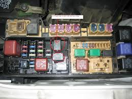 in my fuse box for highlander there is a missing relay graphic