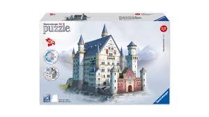 3D <b>Puzzles</b> – <b>Neuschwanstein Castle</b> by Ravensburger - YouTube