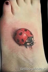 фото идея тату божья коровка 22122018 007 Photo Ladybug Tattool