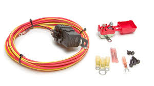 weatherproof fuel pump relay kit by painless performance