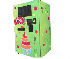 Self Serve Ice Vending Machines Amazing Vertical Coin Operated Ice Cream Vending Machine For Sale Table Top