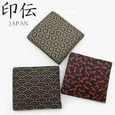 inden two bi fold wallet 047733 deer leather wallet purse wallet mens womens uni