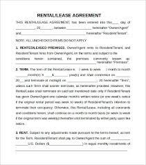 Sample Vacation Rental Property Management Agreement | Agreement Form