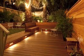 In Deck Lighting 15 Deck Lighting Ideas For Every Season