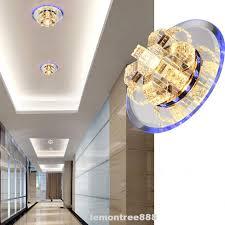 Đèn Led Treo Trần Nhà Hình Tròn 3w