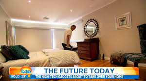 High Tech Bedroom High Tech Homes On Channel 9s Today Show Youtube