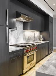 Kitchen Palette Palette Profile A Kitchen With Deep Greys Quartzite And