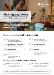 It comes with essential benefits like emergency assistance and towing services up to 100km from home. How To Pay Into A Discovery Credit Card
