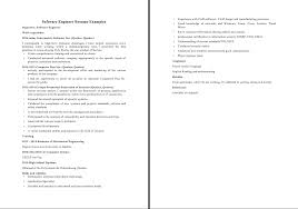 software engineer resume examples good resume sample software engineer resume examples