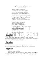 Tagalog Dictionary - seasite - northern Illinois University