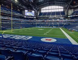 Lucas Oil Stadium Section 152 Seat Views Seatgeek