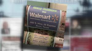 Walmart Alvin Tx Newspaper Runs Major Misprint In Wal Mart Ad Story Kriv