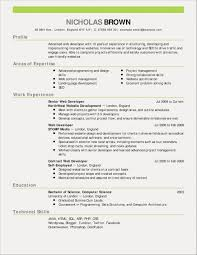 Modern Technical Skills For Resume Html Resume Template New Imrex Best Templates For Awesome
